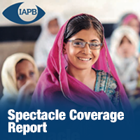 IAPB Spectacle Coverage Report cover