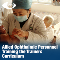Resources for Allied Ophthalmic Personnel Cover page