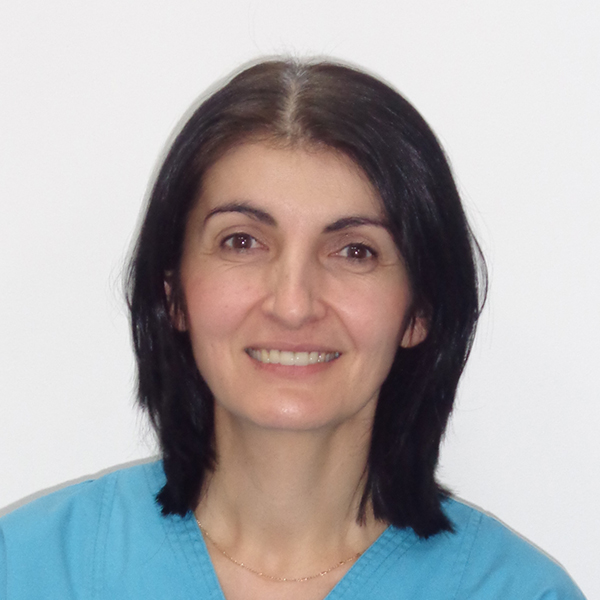 Cristina Nitulescu, Paediatric Ophthalmologist, Romania